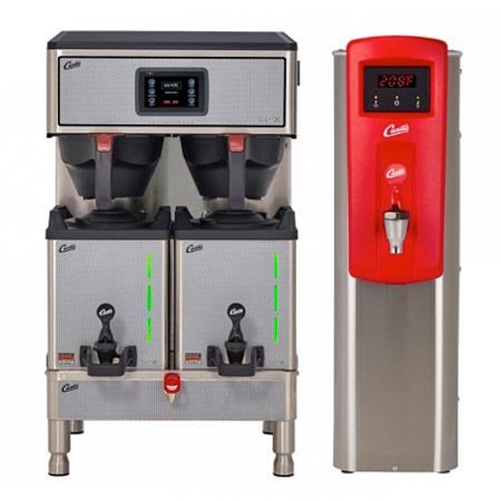Brewer & Hot Water Dispenser